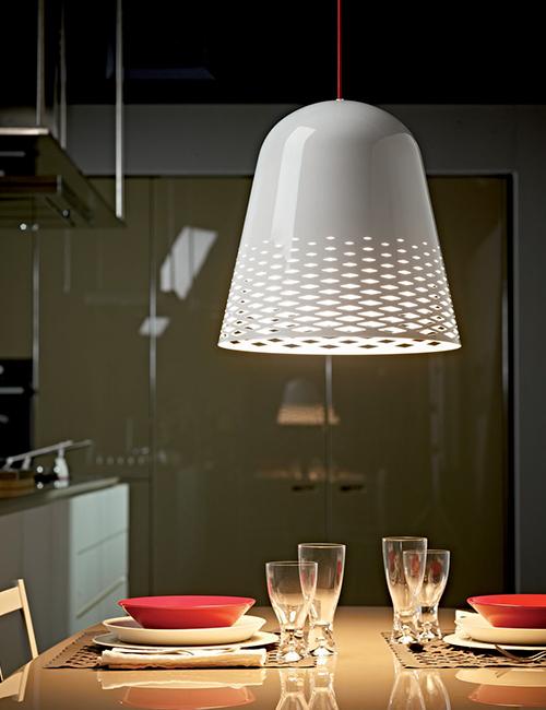 Scegliere il tipo di luce più adatta alla cucina