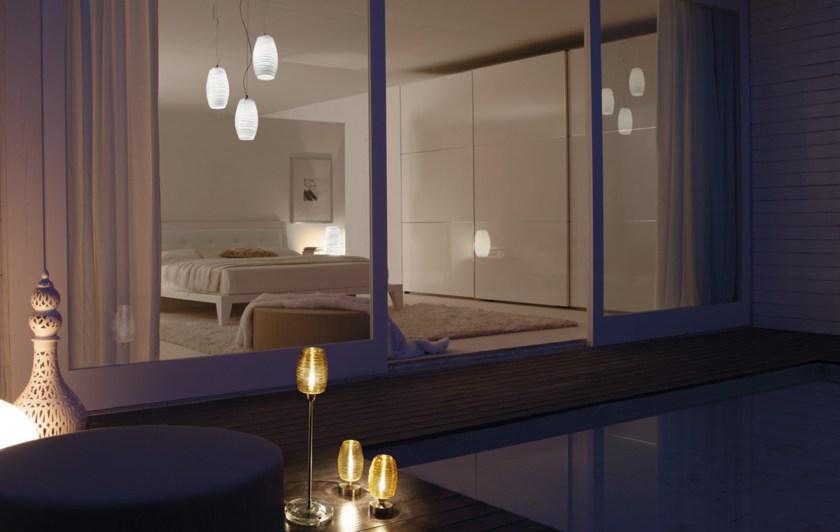 Scegliere il tipo di luce più adatta alla camera da letto