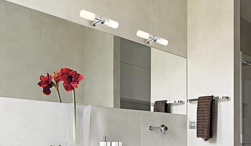 illuminazione domestica bagno