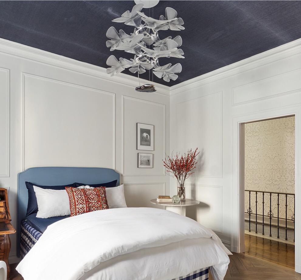 lampadario per la camera da letto