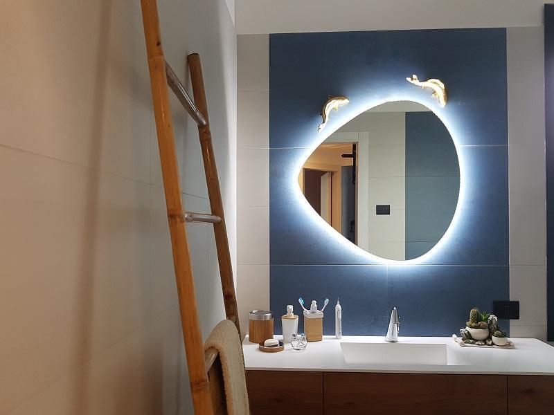 Illuminazione Bagno Come Illuminare Lo Specchio Light Shopping Blog