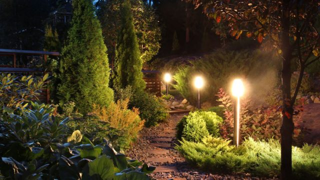 Illuminazione giardino: perché è importante?