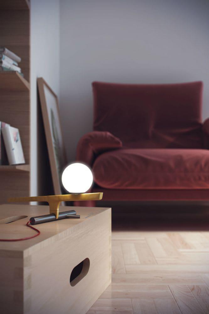 lampada da tavolo per soggiono