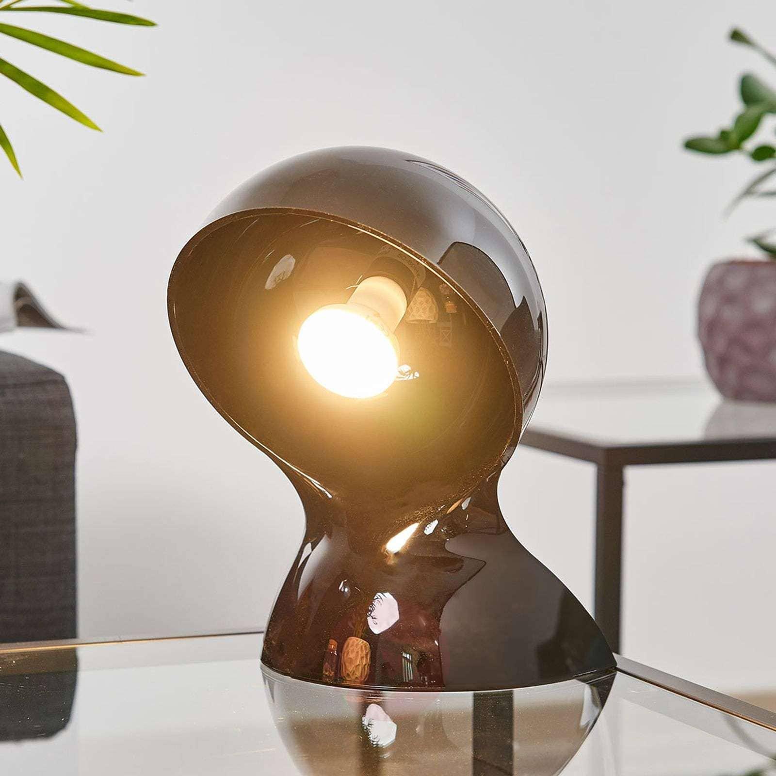 lampada da tavolo dalù