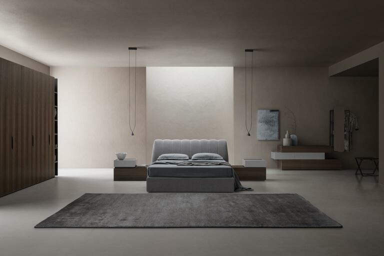 lampadari moderni Jewel per camera da letto