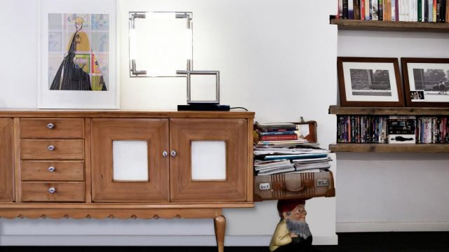 Lumen Center Italia: 90°di storia della lampada da tavolo Quadro