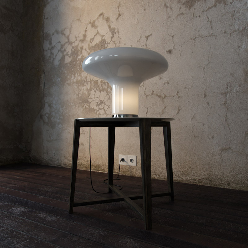 lampada da tavolo Lesbo