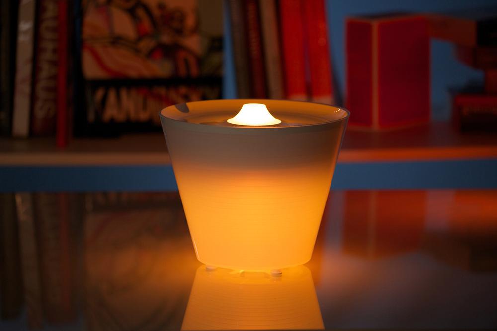 Multipo+ lampada da tavolo LED