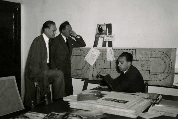 Achille, Pier Giacomo e Livio Castiglioni