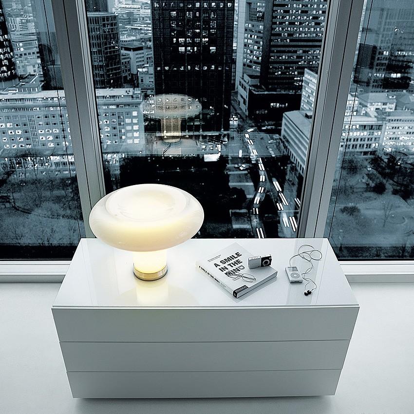 Illuminazione di design e lampada da tavolo Lesbo