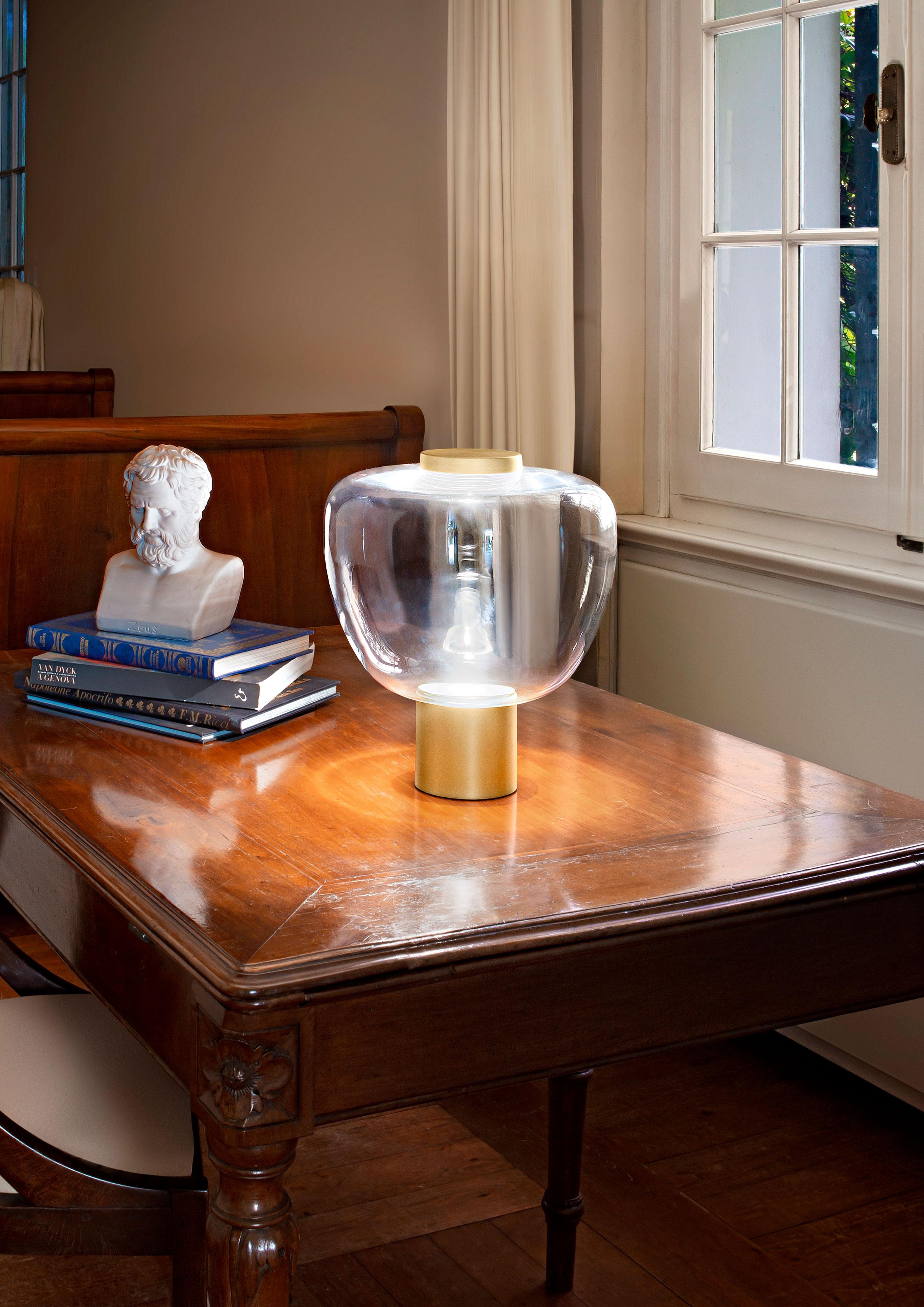Riflesso lampada da tavolo Vistosi