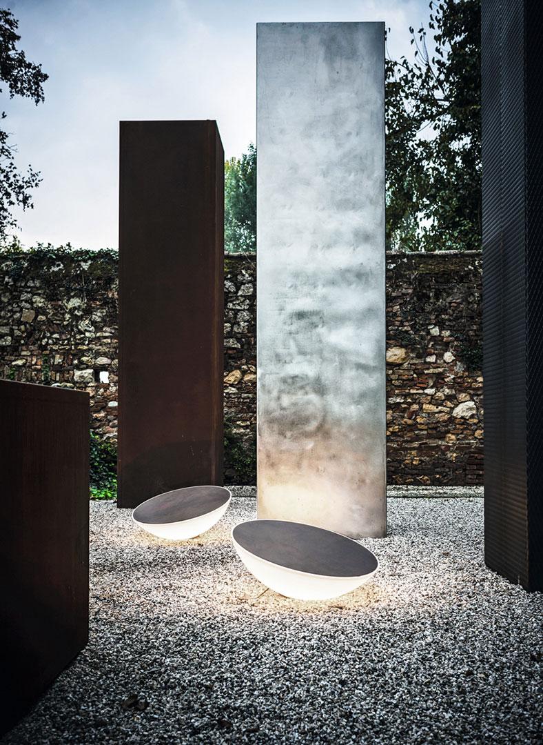 lampada da giardino