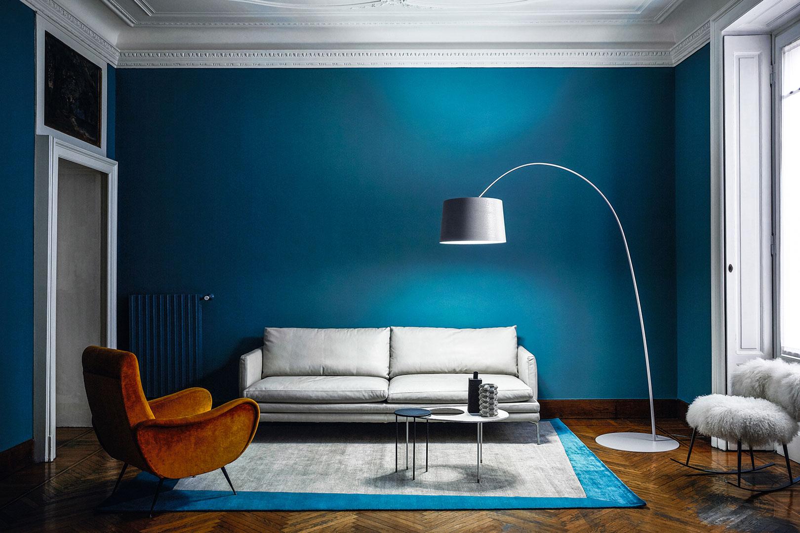Illuminazione soggiorno