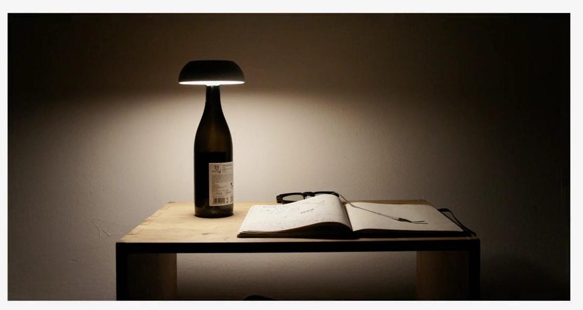 lampada da tavolo Float