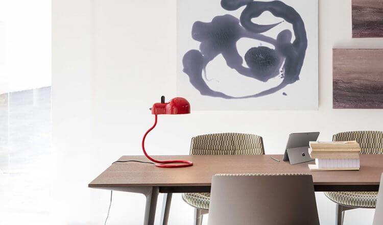 La lampada Minitopo compie 50 anni