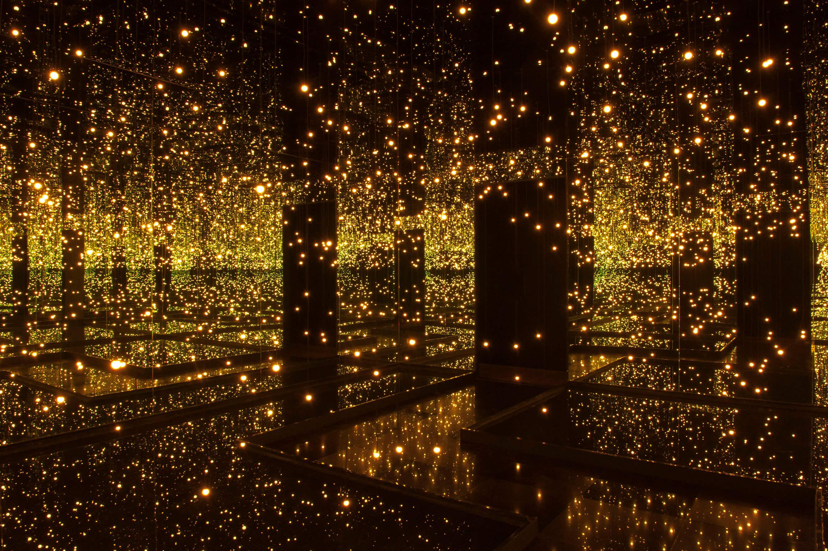 Illuminazione artistica come opera d'arte moderna