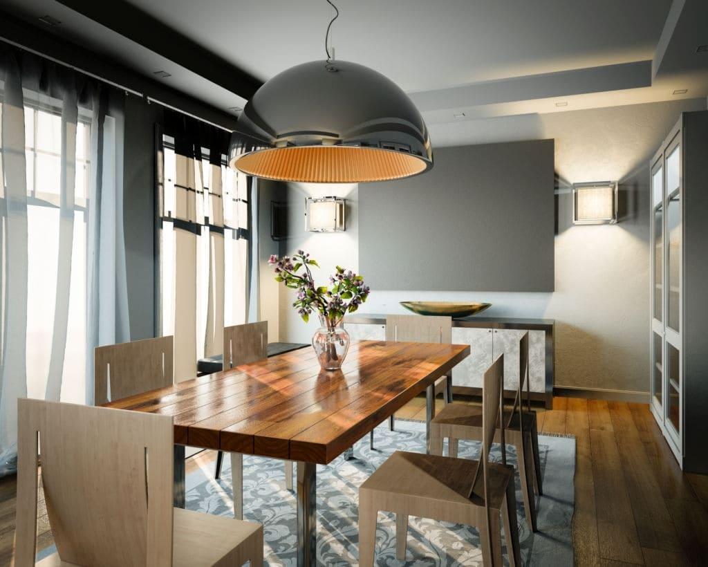 lampade per sala da pranzo